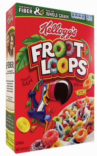 Kellogg's froot loops deal