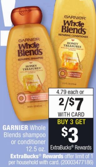 garnier whole blends