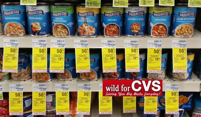 progresso soup deals