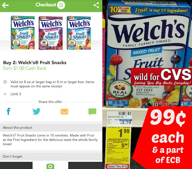 welch's deal