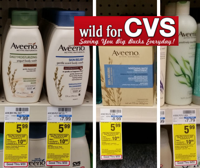 aveeno body wash deal