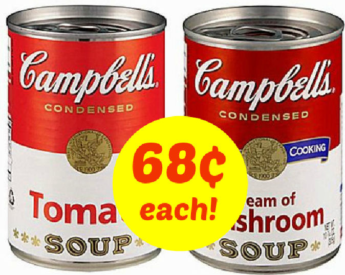 campbell's condensed deals
