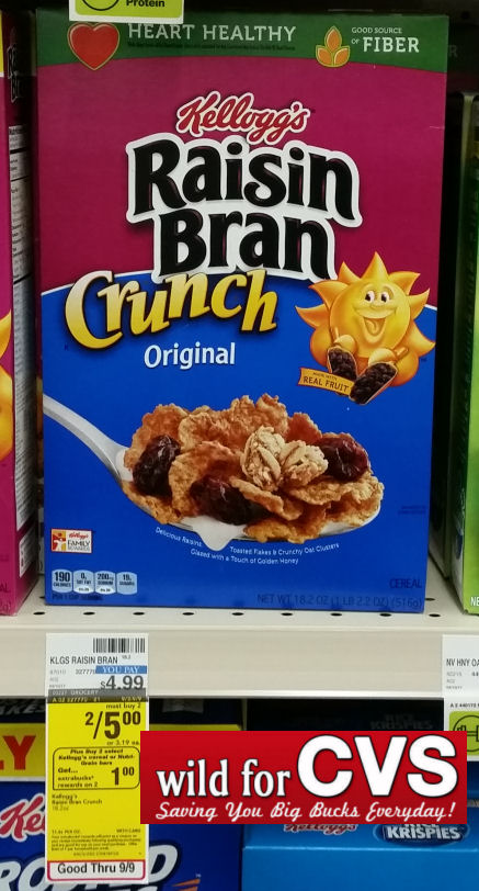 kellogg's raisin bran crunch deal