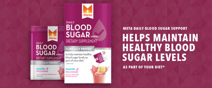 Meta Daily Blood Sugar Support