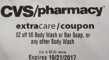 cvs coupon body wash crt