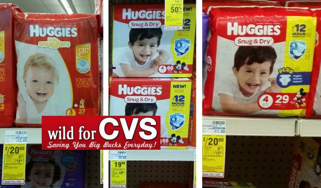 huggies diapers deals