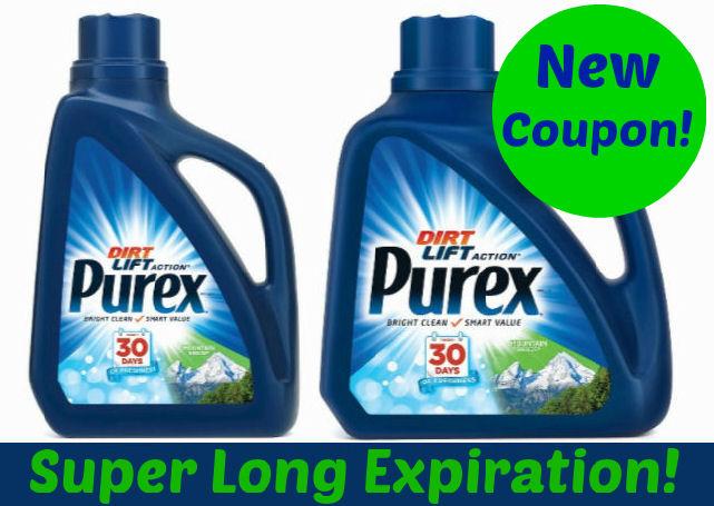 new purex coupon