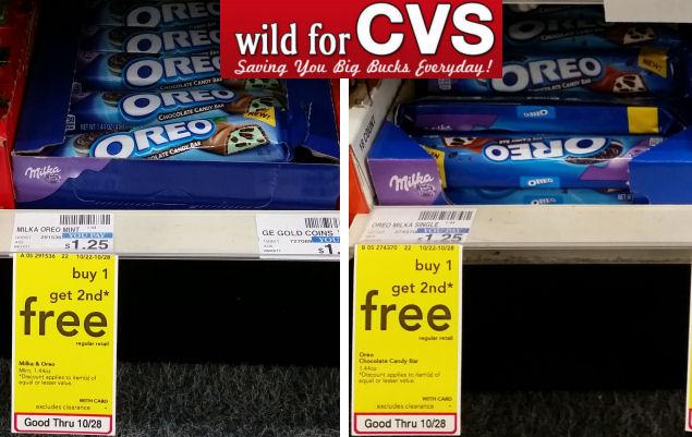 oreo milka chocolates