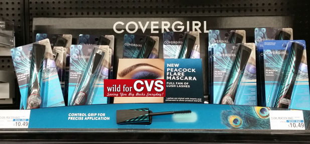 covergirl peacock deal