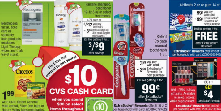 CVS Weekly Ad & Coupons 11/12