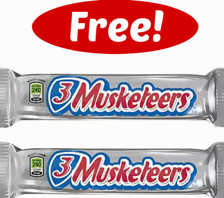 free three musketeers