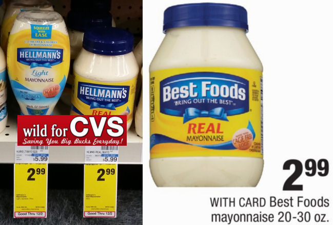 hellmann's and best foods deal