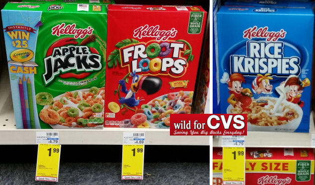 kellogg's deals