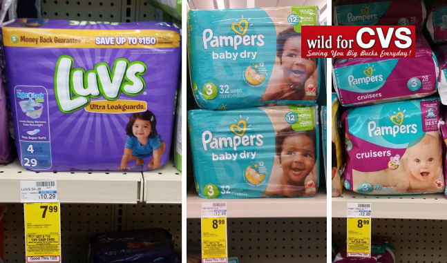 pampers deals