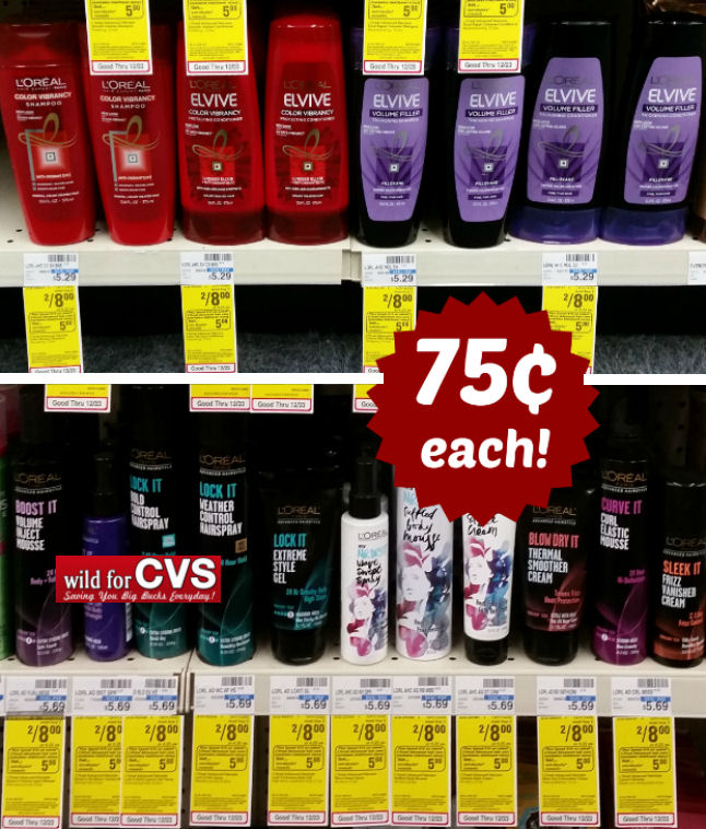 loreal hair care deals