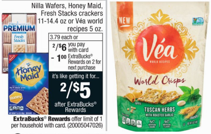 vea crackers deal
