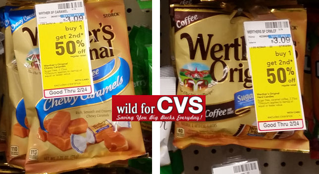werther's sugar free caramels deal