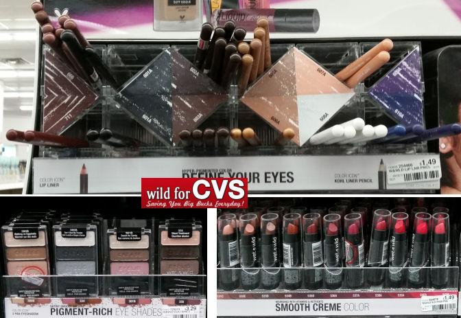 wet 'n wild cosmetics deals