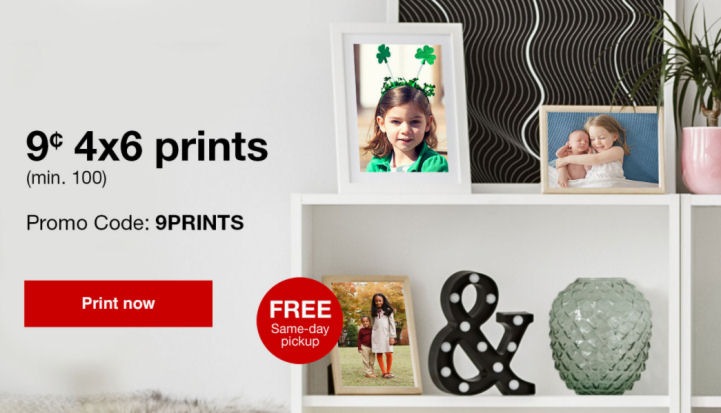 cvs photo deals