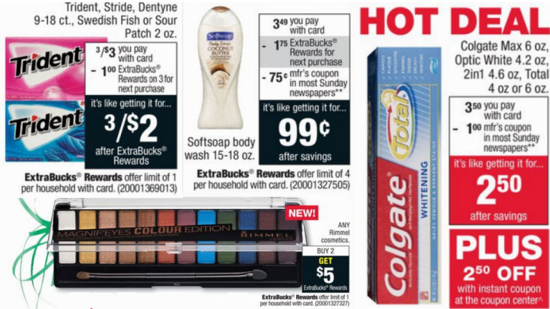 cvs weekly ad-