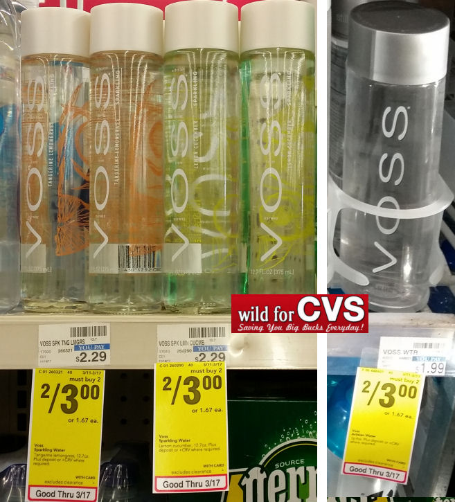 voss water deals