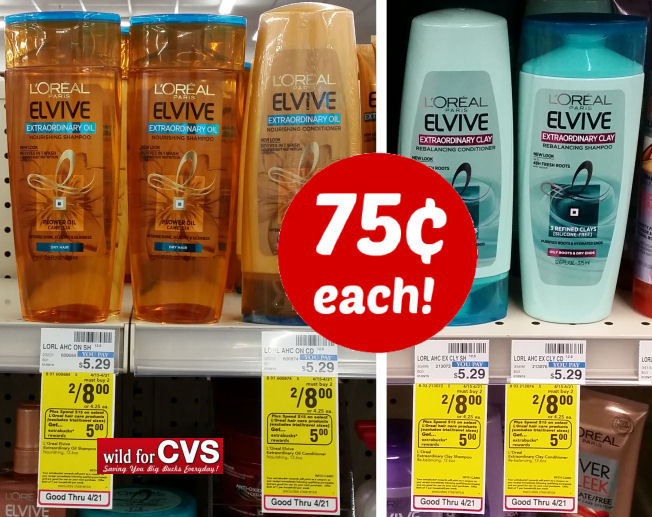 loreal elvive deals