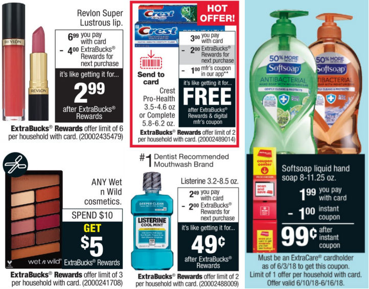 4ee28f269d3 CVS Weekly Ad & Coupons 6/10