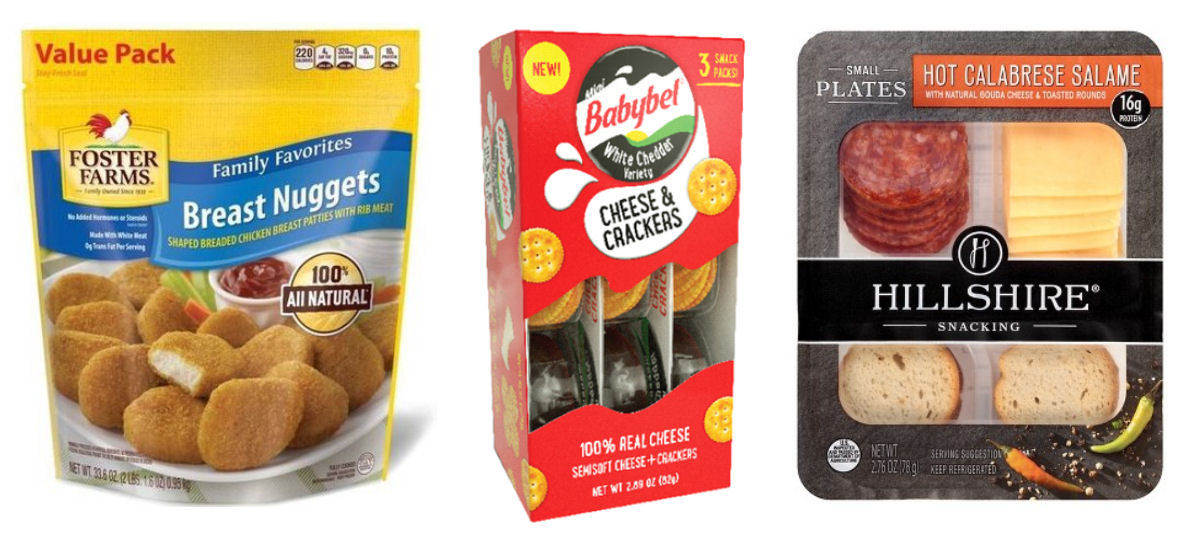 babybel hllshire foster farms coupons