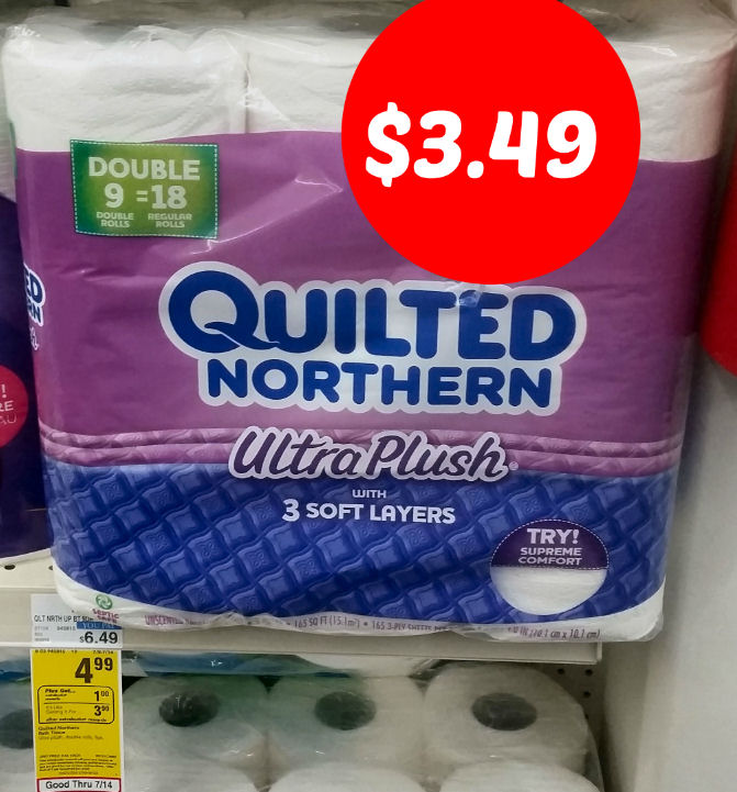 quilted northern deal