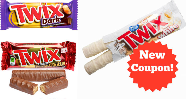 new twix coupon-
