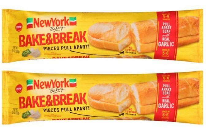 new york bakery coupon