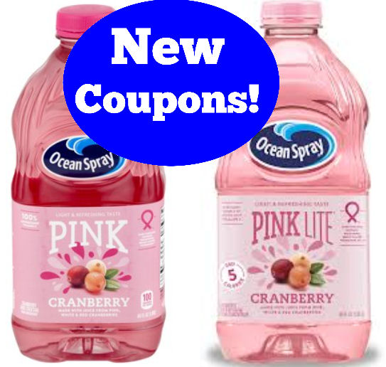 oceanspray coupons