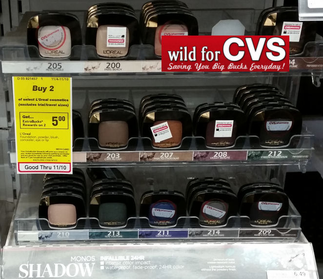 loreal cosmetics deal