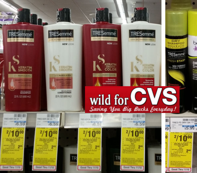 tresemme stacked deals