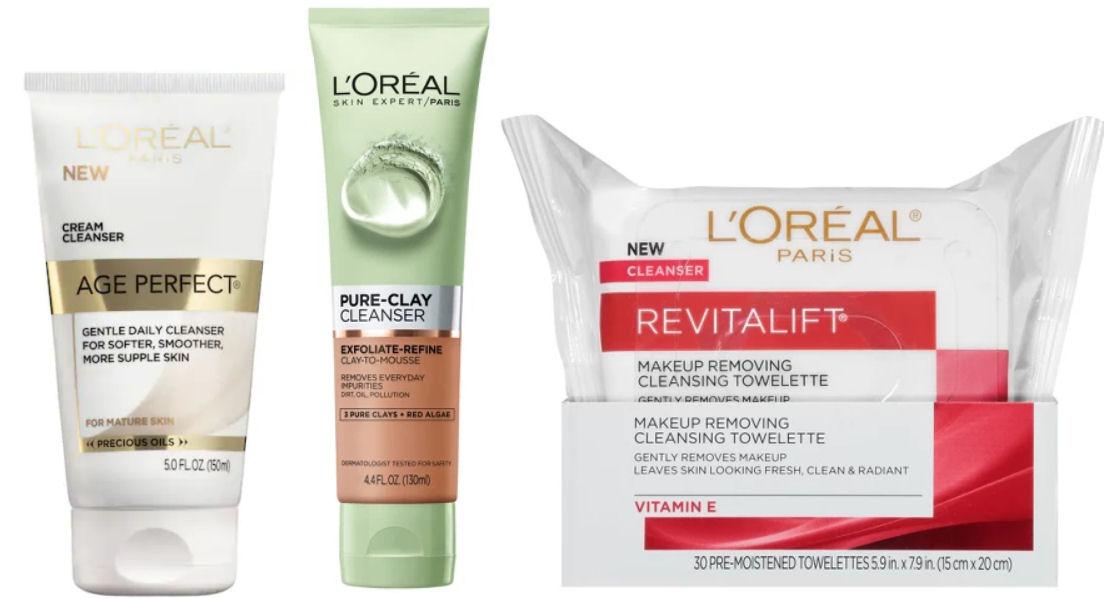 loreal skin care