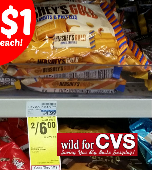 hershey's gold deal