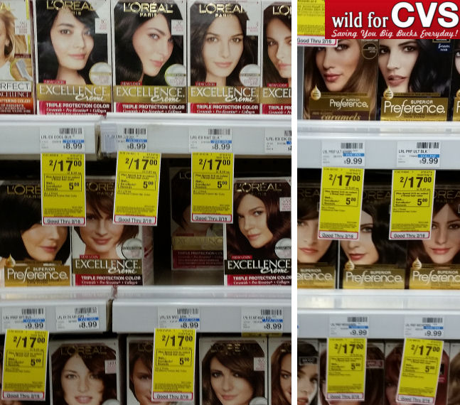 loreal excellence deal