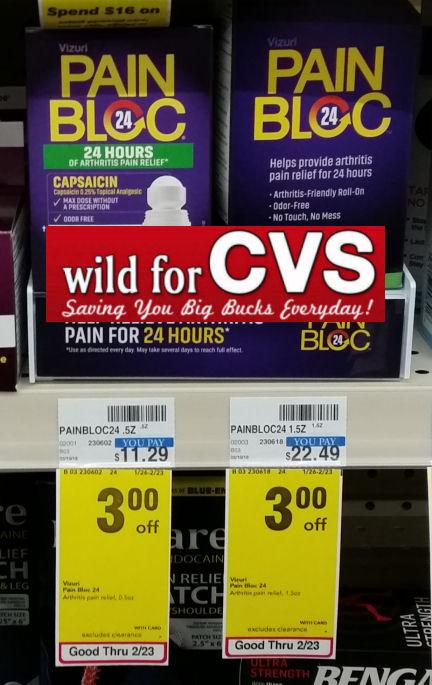 pain bloc deal