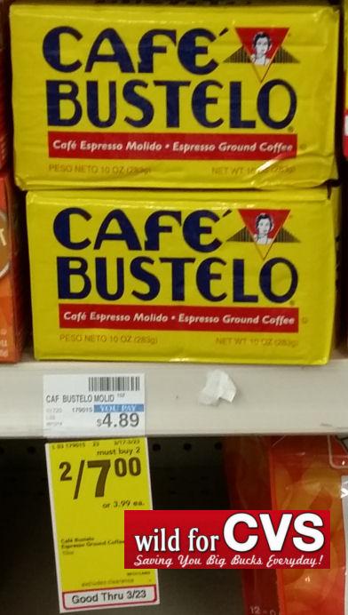 cafe bustelo deal