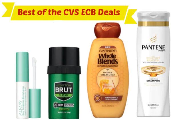 Best of Upcoming CVS ECB Deals 4/28