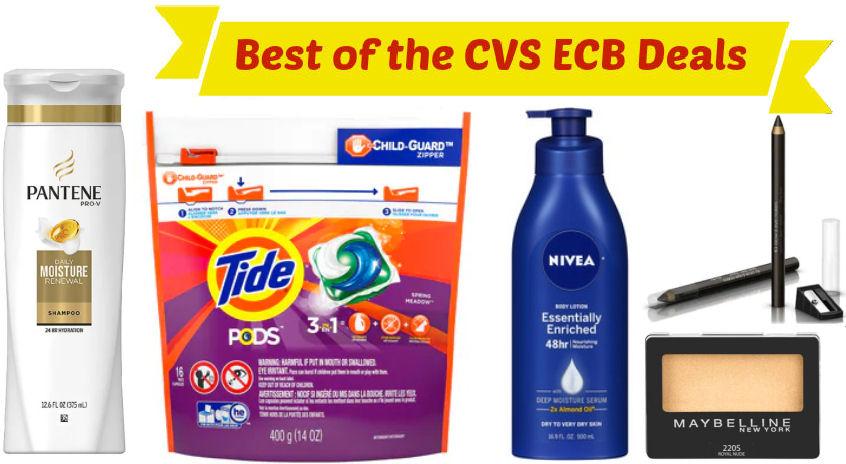 Best of Upcoming CVS ECB Deals 5/26