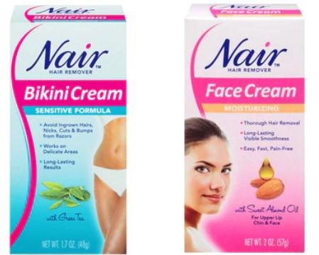 New Nair Coupon Save 50 On Bikini Cream